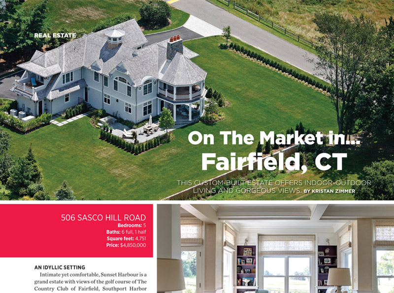 On the Market in Fairfield